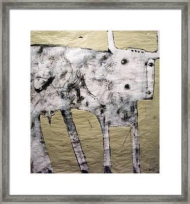 Taurus No 3 Framed Print by Mark M  Mellon