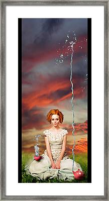 Tea Fot One Framed Print by Ausra Kel