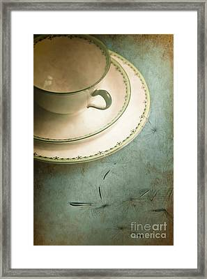 Tea Time Framed Print by Jan Bickerton