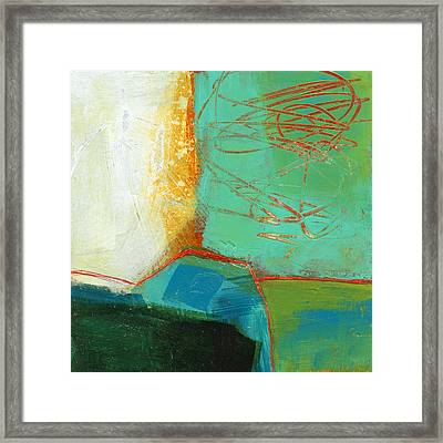 Teeny Tiny Art 110 Framed Print by Jane Davies