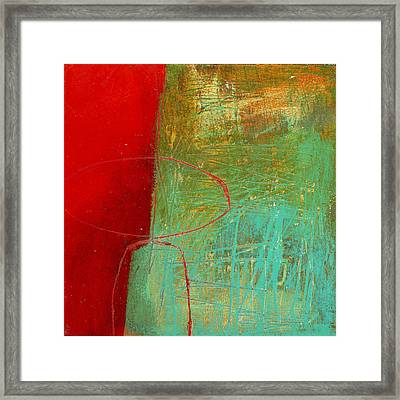 Teeny Tiny Art 114 Framed Print by Jane Davies