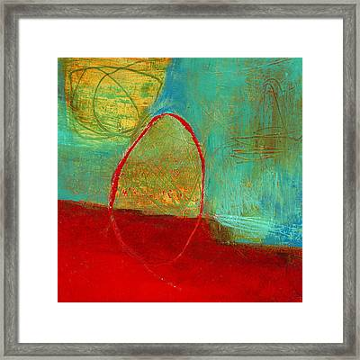 Teeny Tiny Art 115 Framed Print by Jane Davies