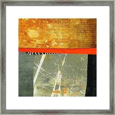Teeny Tiny Art 120 Framed Print by Jane Davies