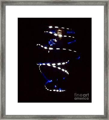 Teleportation Framed Print by Xn Tyler