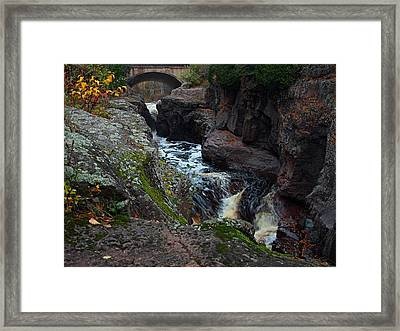 Temperance Framed Print by James Peterson