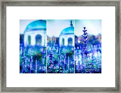 Temple Of Diana Framed Print by Sabine Jacobs