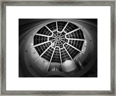 Temple Of The Spirit Framed Print by Natasha Marco