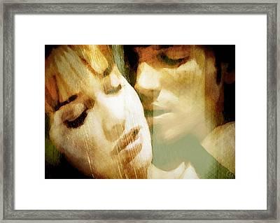 Tenderness Framed Print by Gun Legler