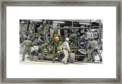 Tequila Patron Framed Print by Bill Linhares