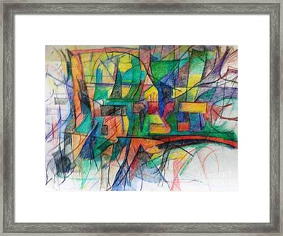Tetzaveh Framed Print by David Baruch Wolk