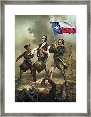 Texas Spirit Framed Print by Daniel Hagerman