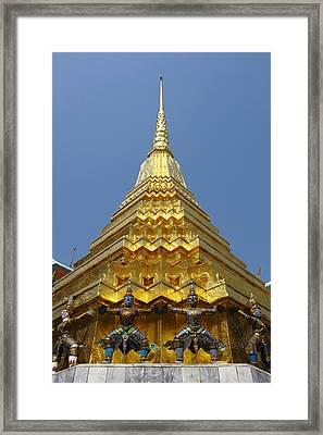 Thailand, Bangkok, Royal Grand Palace Framed Print by Tips Images