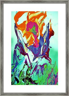 Than Are Dreamed Of Framed Print by Bruce Combs - REACH BEYOND