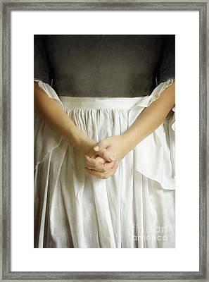 Thankful Framed Print by Margie Hurwich