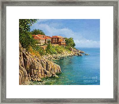 That Summer Framed Print by Kiril Stanchev