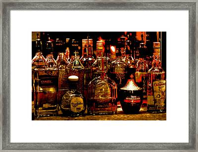 That's The Spirit Framed Print by David Patterson