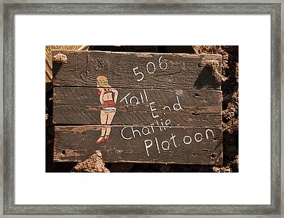 The 506 Framed Print by Jason Green