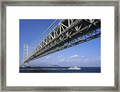 The 8th Wonder Of The World Framed Print by Daniel Hagerman