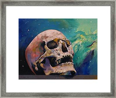 The Alchemist Framed Print by Michael Creese