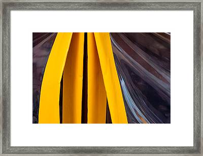 The Angle Project - Covered Angle - Featured 2 Framed Print by Alexander Senin