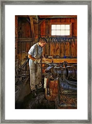 The Apprentice Hdr Framed Print by Steve Harrington