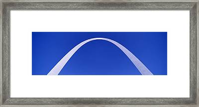 The Arch, St Louis, Missouri, Usa Framed Print by Panoramic Images