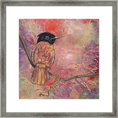 The Arrival Of Spring Framed Print by John Keaton