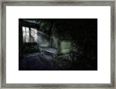 The Asylum Project - Seven Framed Print by Erik Brede