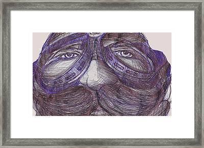 The Aviator Framed Print by Richard Erickson