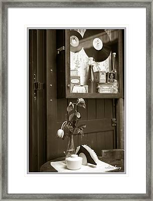 The Ballad Of The Sad Cafe Framed Print by Robert Lacy