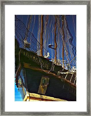 The Baltimore II Framed Print by John  Bartosik