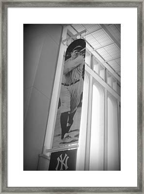 The Bambino Framed Print by Aurelio Zucco