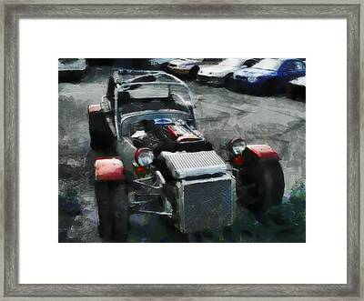 The Bare Necessities Framed Print by Steve Taylor