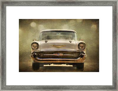 The Beast  Framed Print by Mario Celzner