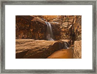 The Beautiful Reward Framed Print by Kenan Sipilovic