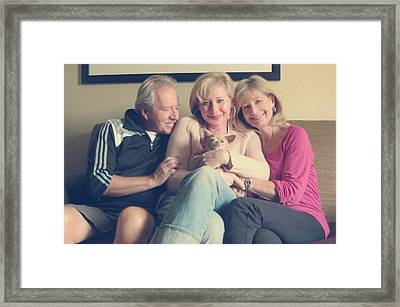 The Best Framed Print by Laurie Search