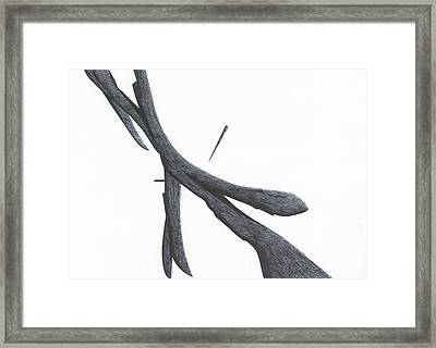 The Betrayal Framed Print by Giuseppe Epifani