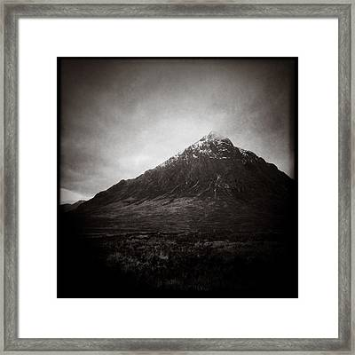The Beuckle 2 Framed Print by Dave Bowman