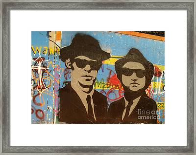 The Blues Brothers Framed Print by Craig Pearson
