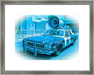 The Blues Brothers Framed Print by Edward Fielding