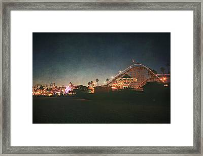 The Boardwalk Framed Print by Laurie Search