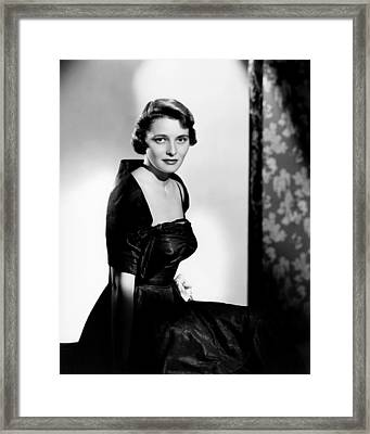 The Breaking Point, Patricia Neal, 1950 Framed Print by Everett