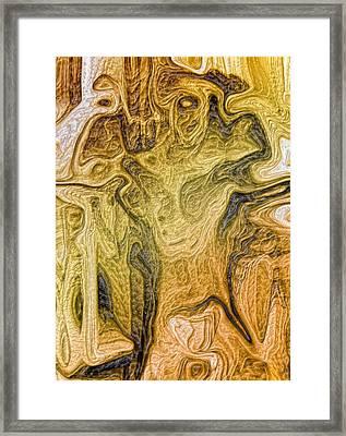 Intolerance Framed Print by Joaquin Abella