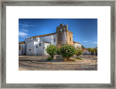 The Cathedral Framed Print by English Landscapes