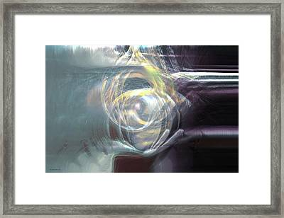 The Chamber Framed Print by Linda Sannuti