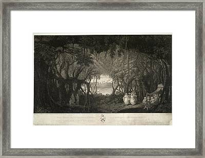 The Children's Dickens Stories Framed Print by British Library