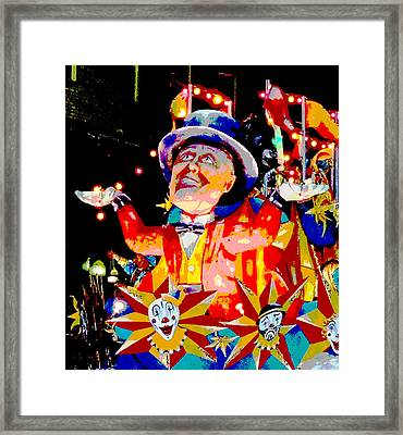The Circus Framed Print by Marian Bell