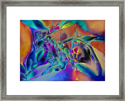 The Citadel Framed Print by Bodhi