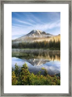 The Clearing Framed Print by Ryan Manuel
