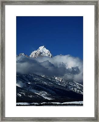 The Clearing Storm Framed Print by Raymond Salani III